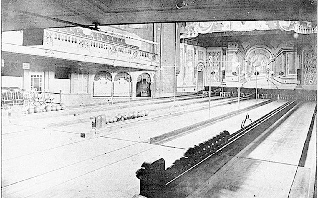 Från Antiken till medeltidens bowling