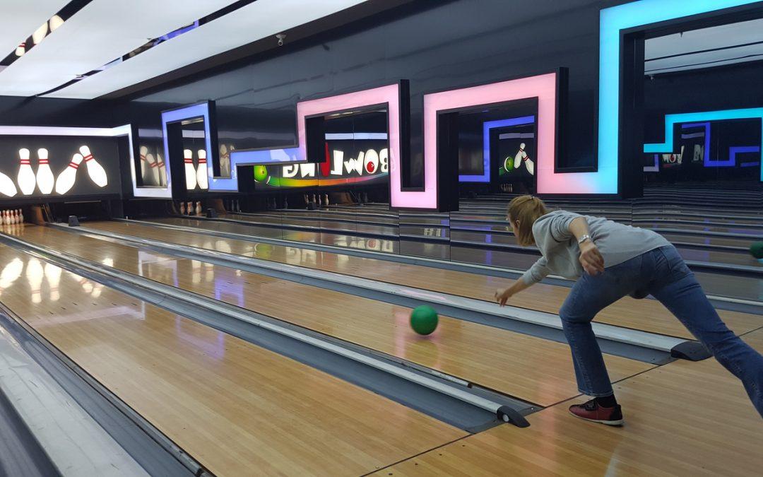 Världens största bowlinghallar